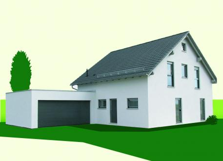bis 350.000 € Sachsenheimer Fertighaus SD132