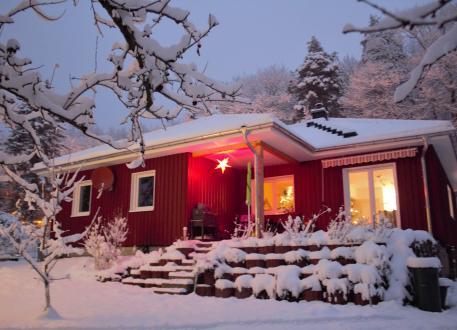 Schwedenhaus Schwedenhaus Bungalow ökologisch-nachhaltig-wertvoll
