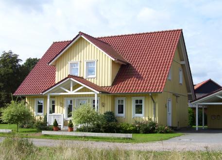 Einfamilienhaus Schwedenhaus XXL