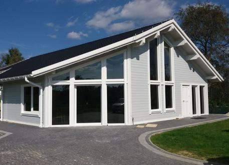 Holzhaus Schwedenhaus