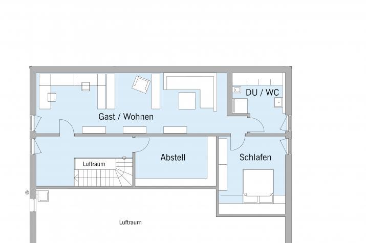 Schweiger - Dachgeschoss