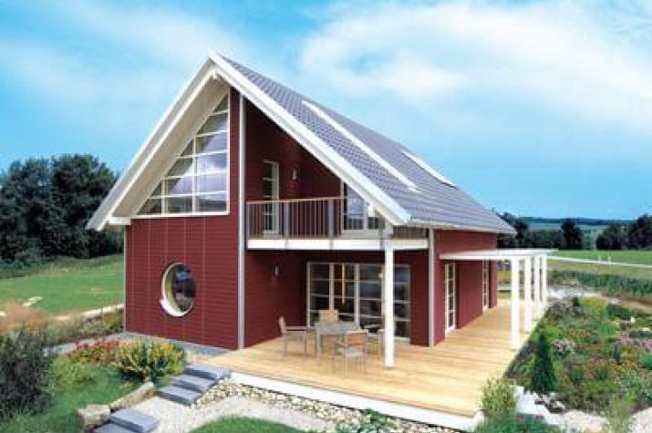 Skandinavisch - unser Bio-Familien Haus - vorschau