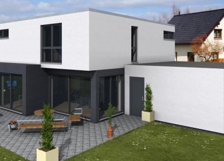 Designerhaus Stadthaus, Stadtvilla Kelkheim