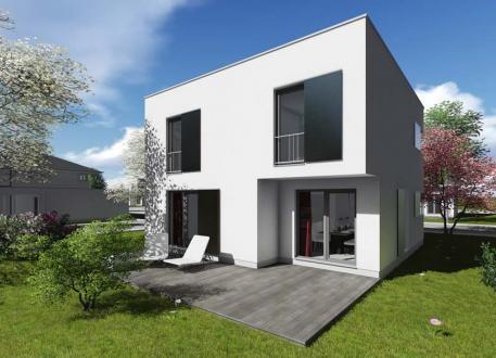 bis 200.000 € Stadthaus | SW1 | 121 qm | KfW55