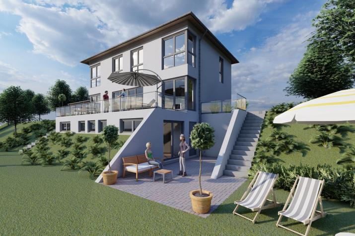 Stadtvilla Hofheim - Traumhafte Stadtvilla mit viel Platz für Familie und Eltern