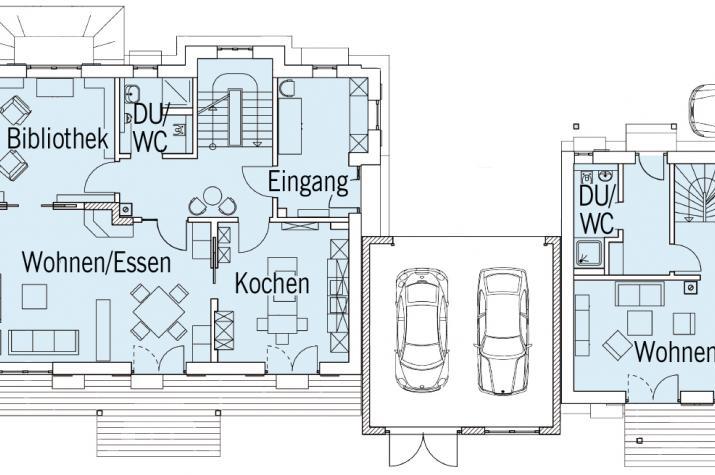 Steinhauser - Erdgeschoss