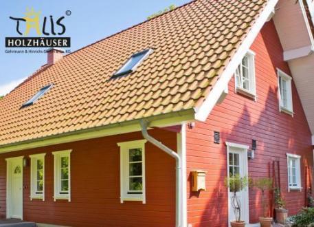 Talis Holzhäuser - leben wie im URLAUB