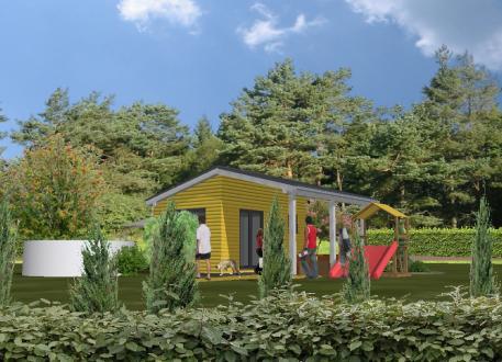Tiny Home Garten