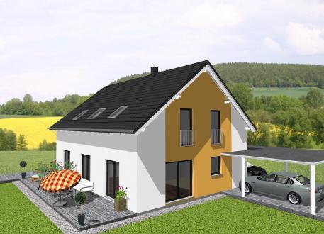 Haus mit Einliegerwohnung Variables Einfamilienhaus mit Einliegerwohnung - www.jk-traumhaus.de