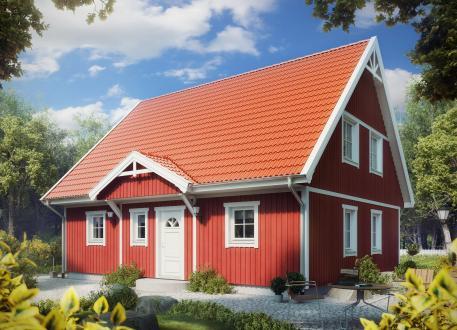 Schwedenhaus Villa Hanna Knudsen