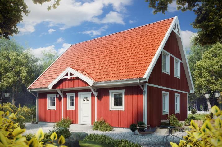 Villa Hanna Knudsen - Villa Hanna Knudsen außen