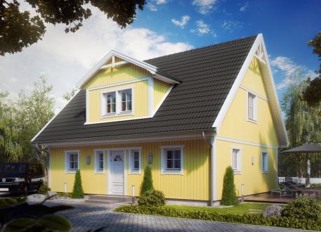 Einfamilienhaus Villa Henrik Knudsen