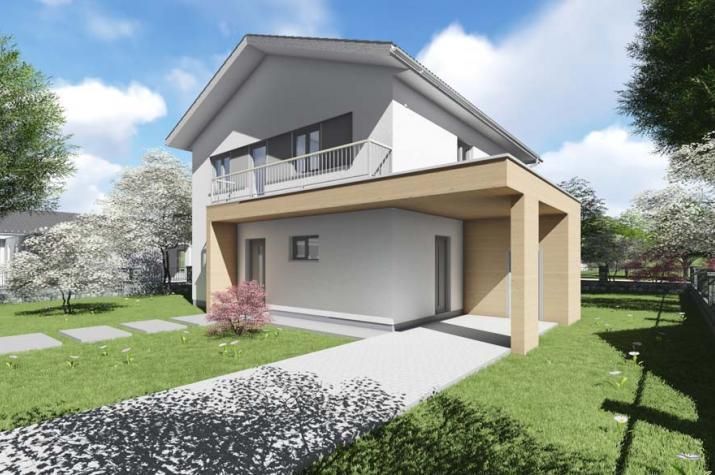 Wohnhaus   WH3   168 qm   KfW55 -