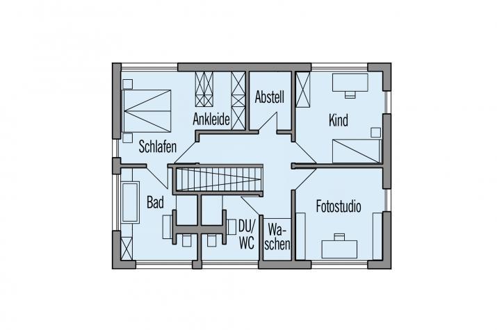 Wriedt - Dachgeschoss