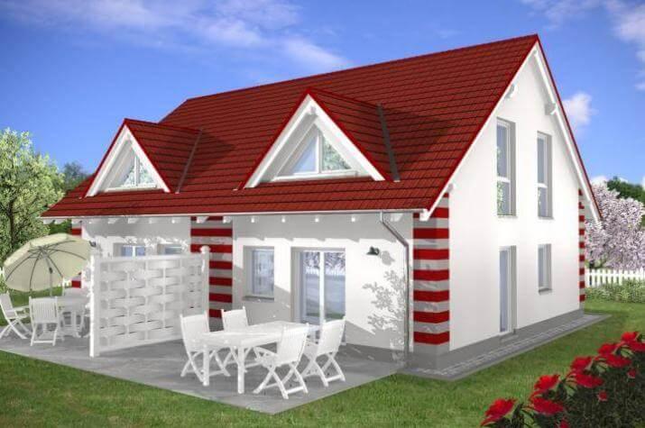 Zweifamilienhaus Bodensee - Ansicht