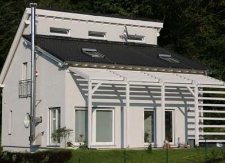 ...individuell geplant ! - Architektenhaus mit viel Licht und Sonne - www.jk-traumhaus.de