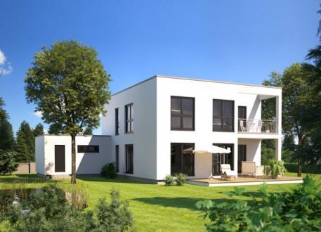 Zweifamilienhaus ...individuell geplant ! - Das Bauhaus für mehrere Generationen - www.jk-traumhaus.de
