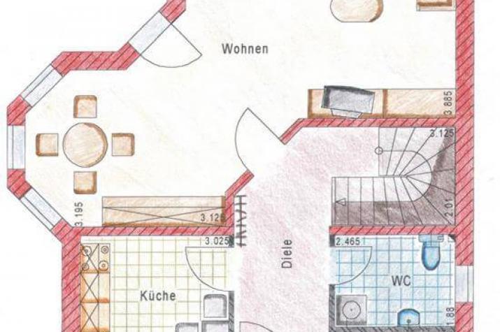 ...individuell geplant ! - Einfamilienhaus, knuffig und verwinkelt - ein Haus, wie es nicht jeder hat - www.jk-traumhaus.de - grundriss eg