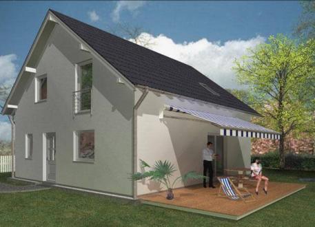 ...individuell geplant ! - Einfamilienhaus, schlichte Eleganz mit großem Platzangebot - www.jk-traumhaus.de