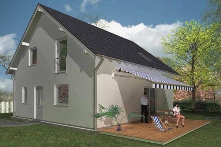 ...individuell geplant ! - Einfamilienhaus, schlichte Eleganz mit großem Platzangebot - www.jk-traumhaus.de - vorschau