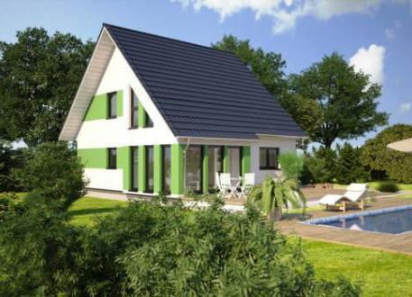 ...individuell geplant ! - Familienhaus mit idyllischem Studioerker über Eck- www.jk-traumhaus.de