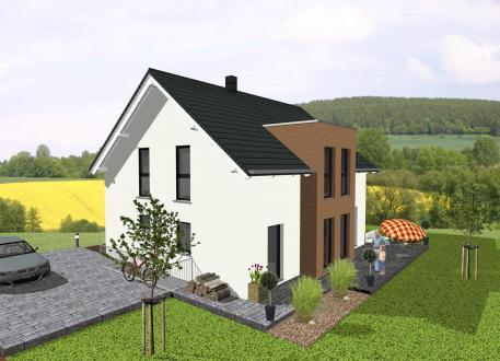 ...individuell geplant ! - Lichtdurchflutetes, modernes Einfamilienhaus - www.jk-traumhaus.de