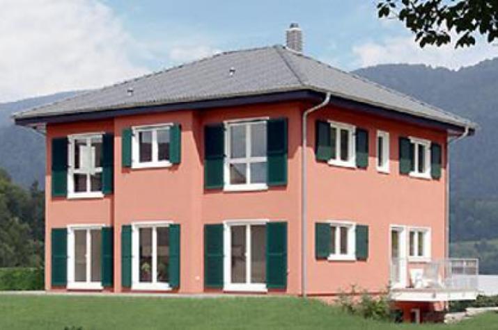 ...individuell geplant ! - Mediterranes Zweifamilienhaus mit Erkern - www.jk-traumhaus.de - vorschau