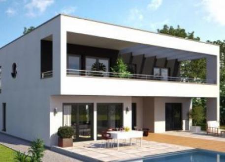 über 400.000 € ...individuell geplant ! - Mehr draußen als drinnen - das Freiluft-Bauhaus - www.jk-traumhaus.de