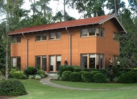 Blockhaus ...individuell geplant ! - Modernes Einfamilienhaus mit weitläufiger Raumaufteilung - www.jk-traumhaus.de