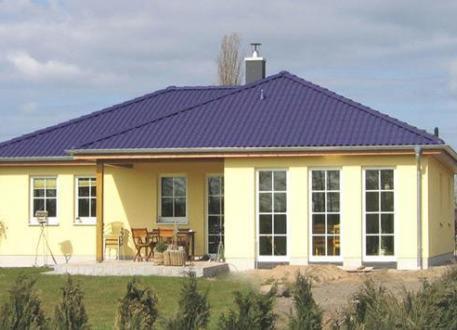 Frei planbare Häuser ...individuell geplant ! - Winkelbungalow - viele Zimmer - symetrische Bauweise - überdachte Terrasse - www.jk-traumhaus.de